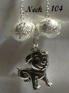 Puppy Necklace #Neck104