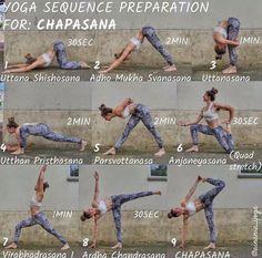 Chapasana pose breakdown tutorial