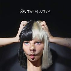 from the album this is acting, bird set free is one of Sia's popular songs.you surely wanna have this in your collections set free Britney Spears, Mixtape, Sia Album, Sia Cheap Thrills, Sia Chandelier, Sia And Maddie, Bird Set Free, Soprano, Black And Blonde