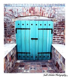 Heaven's door, Architecture, Travelling, City, Urban, Door, Blue, Gate, House, Judit Schóber, Schober Gate, Garage Doors, Heaven, In This Moment, Outdoor Decor, Photos, Photography, House, Home Decor