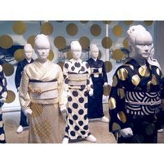 design/HIROKO TAKAHASHI #着物 #きもの #kimono #fashion #japan