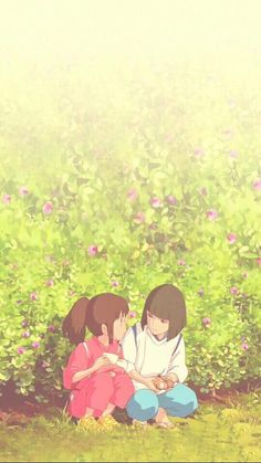 Cartoon Wallpaper, Wallpaper Animé, Scenery Wallpaper, Studio Ghibli Art, Studio Ghibli Movies, Totoro, Anime Kunst, Anime Art, Animes Wallpapers