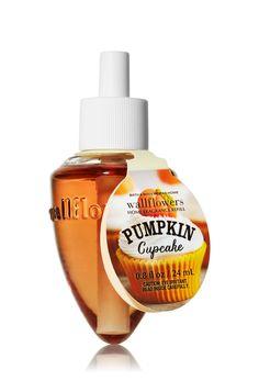Pumpkin Cupcake Wallflowers Fragrance Refill - Home Fragrance - Bath & Body Works
