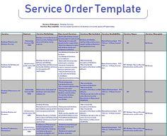Purchase Order Template  Purchase Order Templates