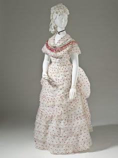 OMG that dress! - 1875 LACMA