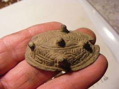 Viking age / Tortoise brooch /Finnish / Leijona