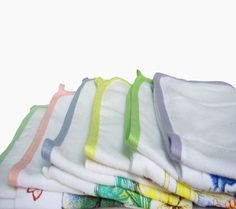 Como lavar Pano de Prato e deixar bem branquinho - Receitas da Vovó