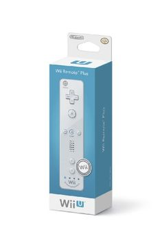 Nintendo Wii Remote Plus – White « Game Searches