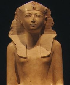 Queen Hatshepsut: Daughter of Amon, Pharaoh of Egypt (Article) -- Ancient History Encyclopedia Ancient Artifacts, Ancient Egypt, Ancient History, Egyptian Queen, Egyptian Art, Egyptian Beauty, Cairo, History Encyclopedia, Anubis