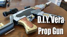 vera firefly prop gun tutorial - Breezeeweezee Cosplay                                                                                                                                                                                 More