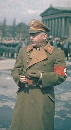 On April 23rd 1941, Bavarian Education Minister Adolf Wagner ordered school prayer to be replaced by Nazi songs, and crucifixes and religious pictures to be removed from school walls. There were massive protests from mothers and the order was quietly rescinded. Other Nazis tried to enforce the regulation and this only led to more protests until the order was publicly withdrawn. Wagner was humiliated and Hitler so angry that he threatened to send Wagner to Dachau if he was ever so stupid…
