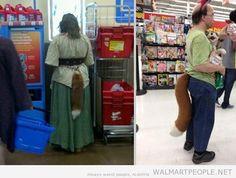 People of Walmart Part 23 - Pics 10
