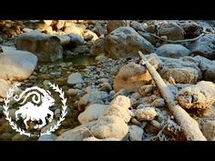 Music Of A Small Mountain Brook / Relax, Meditation, Sleep
