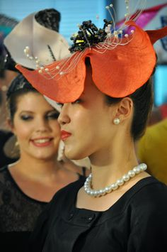 Hats Have It: Oaks Day Fashions on the Field Millinery Award 2013 Part 1