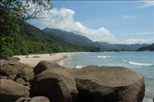 Praia do Cachadaço - Trindade - Paraty