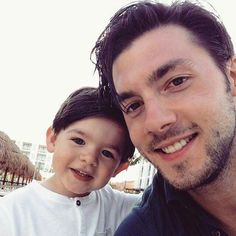 Tanger and the adorable little Tanger.
