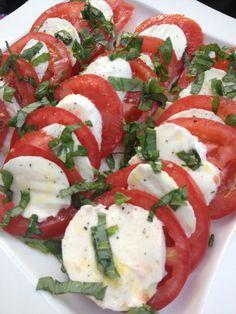 Caprese Salad: A Broad Cooking