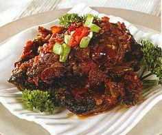 Resep Masakan Dendeng Balado Khas Padang | Seputar Dunia Kuliner