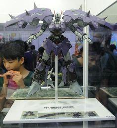 "MSN-03-2 ""Great Zeong"" by V. Chen. Photo grabbed from Avan (Link: http://blog.yam.com/avan) #Gundam #GunPla"