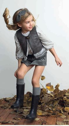 grey goodness. #estella #kids #fashion