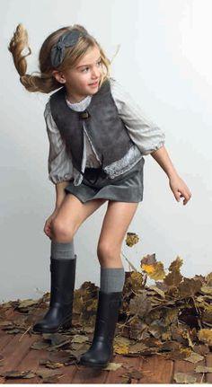 grey goodness.  #estella #kids #fashion