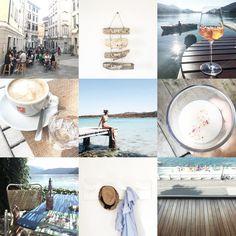A Flashpackers Life im Juli16_Sardinien Triest Wolfgangsee Fuschlsee Am Meer, Travel, Life, Sardinia, Pictures, Voyage, Viajes, Traveling, Trips