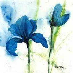 paintings of flowers flowers - Bing Images