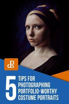 5 Tips for Photographing Portfolio-Worthy Costume Portraits
