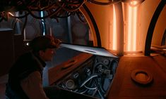 Series Eight TARDIS Interior - TARDIS Interior and Console Rooms - The Doctor Who Site Doctor Who Art, Doctor Who Tardis, Consoles, Tardis Door, Time Lords, Decoration, Old Things, Nerdy, Mad