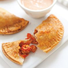 These Crawfish Hand Pies are tasty and fun.