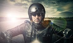 Cycle Clear ZX1 Motorcycle Glasses Goggles