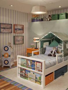 Decoração de quartos para meninos