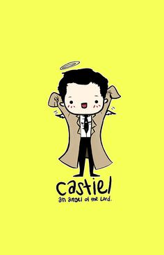 Castiel - Angel of the Lord