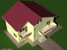 Casa IC 15 Bucuresti  Casa cu etaj