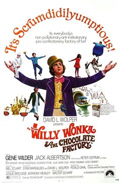 He can't swim!  There's no better time to learn.    My favorite on-screen version of this Roald Dahl classic (Gene Wilder had some epic lines in this movie)...