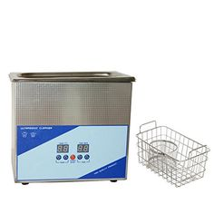 Stainless steel housing tank and lid Large tank -- Suitable for long dental equipment and tube Brand new in factory...
