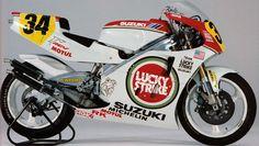 Suzuki RGV-500(XR76) - 1993 World Championship- Kevin Schwantz