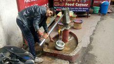 Agua pública. Udaipur, India