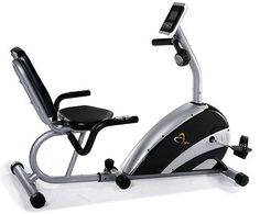 Recumbent stationary exercise bikes allow you to lay at an incline or on your back. http://garagegymplanner.com/best-indoor-bike-reviews/