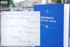 Das DDR Museum grüßt Ungarn!