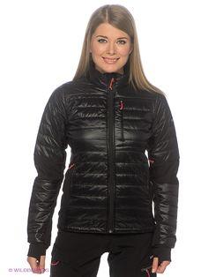 Куртка DIDRIKSONS. Цвет . Есть отзывы покупателей. Замечательная куртка с воротником-стойкой и длинными рукавами - интернет-магазин Wildberries.ru