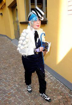 Anna Piaggi Dead at 81 Photo 1