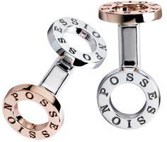 Possession Cufflinks - Piaget Jewellery G31P0210 - Pink gold