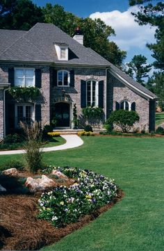 Bon Backyard With Fire Pit Landscaping Ideas Pond Landscape Ideas Landscape  Tips And Ideas #Landscaping. Front Yard ...