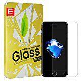 """First2savvv MM-i74.7-X1 1 PCS Protecteur d'écran pour apple iPhone 7 4.7"""" Compatible fonction 3D Touch en Verre Trempé 04mm Transparente Ultra-Clair Haute Qualité Ultra Résistant INRAYABLE Tempered Glass"""
