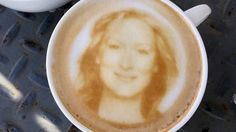Turn selfies into latte art with this magical machine Read more Technology News Here --> http://digitaltechnologynews.com  The Ripple Maker can print text and images on your coffee. Read more...  More about Real Time Video Real Time Video Real Time Real Time Video and Food Art Source/Original Post -> http://mashable.com/2017/03/01/selfie-coffee-latte-art/ #tech #news #trending #leak FOLLOW ON FACEBOOK! https://www.facebook.com/TechNewsTrends/