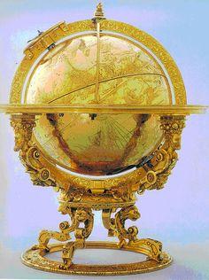 #star globe # astronomy #steampunk #mechanical #celestial #celestial globe #globe # stars #constellations