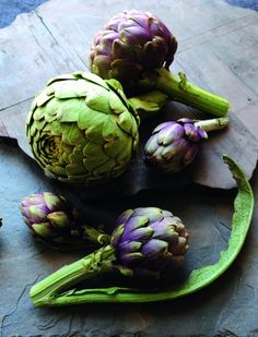 Artichokes   Food and Travel