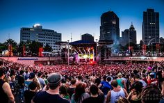 Festivals - Detroit Electronic Music Festival - USA - Festivals - Photographe : Mark Hicks