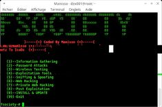 Fsociety Hacking Tools Pack - A Penetration Testing Framework